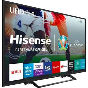 "TV 65"" Hisense H65BE7200 - 4K, DLED, HDR 10+ / HDR HLG, Smart TV, Dolby Digital Plus"