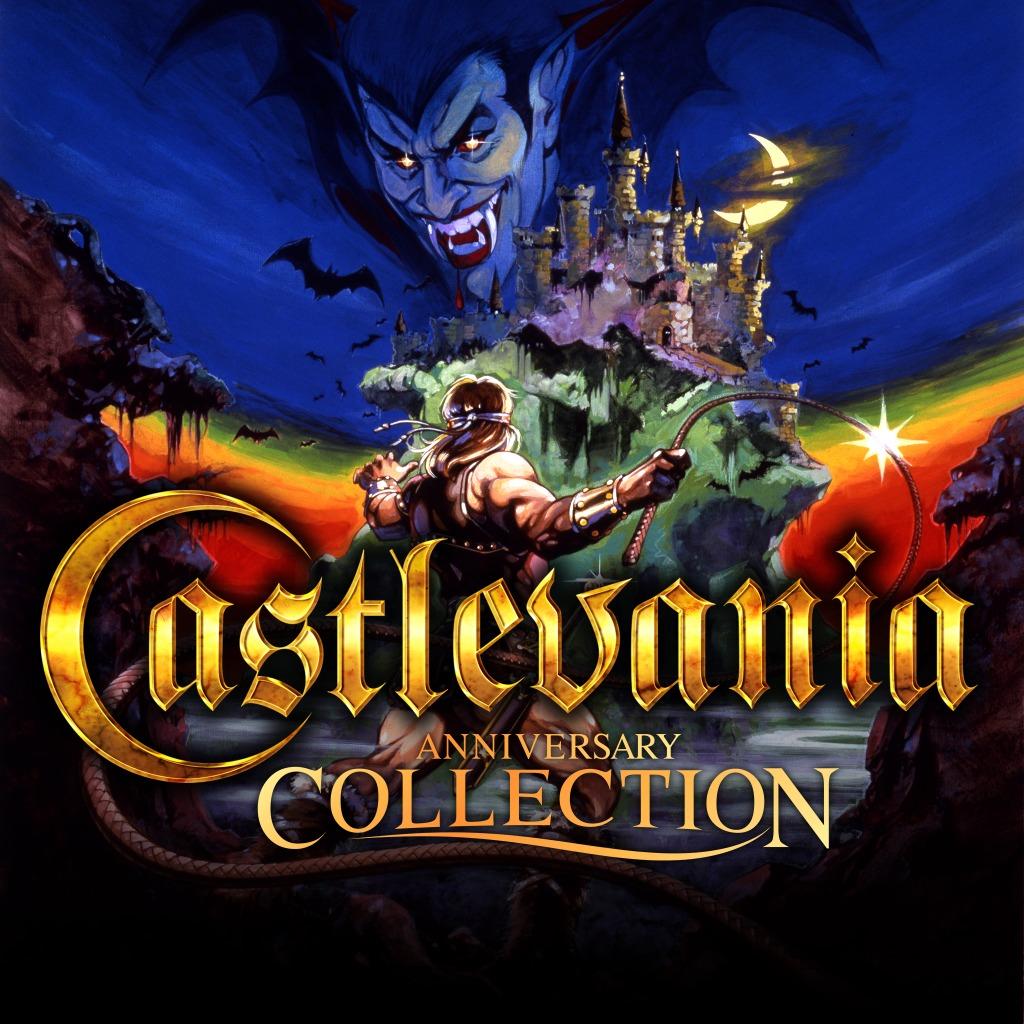 Castlevania Anniversary Collection sur PC (Dématérialisé - Steam)