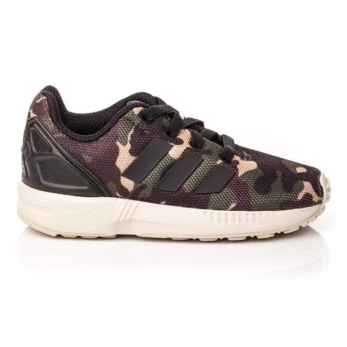 Chaussures pour enfant adidas ZX Flux - motif camouflage, taille 20 & 23.5 à 10.99€ ou taille 19 à 12.18€