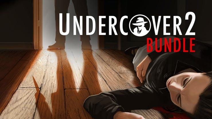 Undercover Bundle 2 sur PC (Dématérialisé - Steam) : Sherlock Holmes, Agatha Christie ...