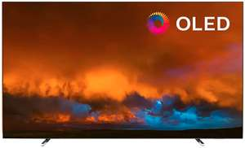 "TV 65"" Philips 65OLED804/12 - 4K UHD, OLED (Frontaliers Belgique)"