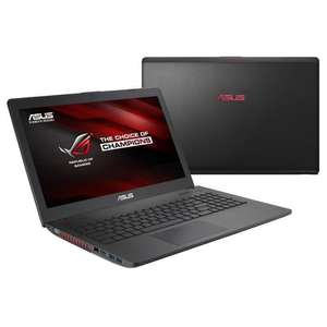 "PC Portable Gamer 15.6"" Asus ROG G56JR-CN199H (i7-4700HQ, 8Go RAM, 750Go HDD, GeForce GTX 760M 2Go) - Reconditionné"