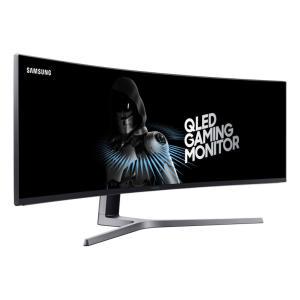 """Ecran PC 49"""" Samsung LC49HG90DMUXEN - QLED, 32:9 (3840 x 1080), Dalle VA, FreeSync, 144 Hz, 1 ms (Frontaliers Belgique)"""