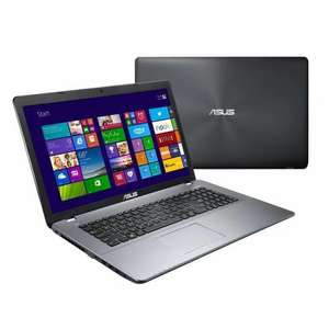 "PC Portable 17.3"" Asus P750LB-T2059G - Intel Core i5-4200U 1.6 GHz, RAM 4 Go, HDD 500 Go (Reconditionné)"