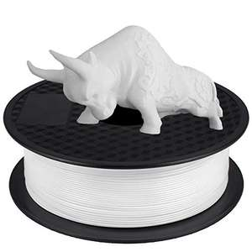 Lot de 2 bobines de filaments pour imprimante 3D PLA Giantarm - blanc ou noir (vendeur tiers)