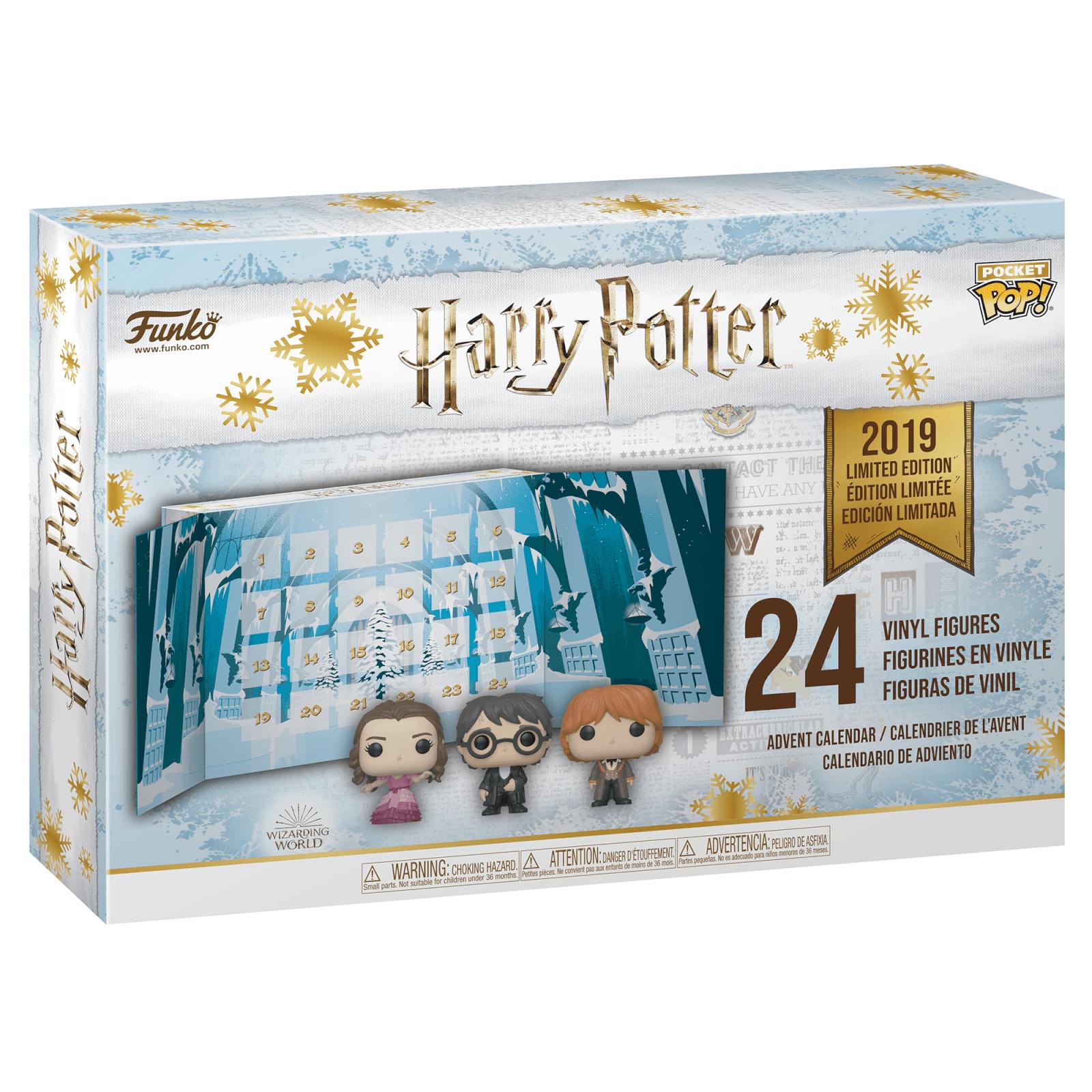 Calendrier de l'Avent 2019 Funko Pocket Pop! Harry Potter