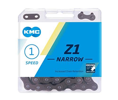 "Chaîne de vélo KMC Z1 Narrow 1/2"" x 1/8"""