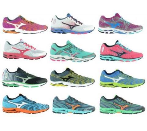 Chaussures de course Mizuno - Plusieurs modèles