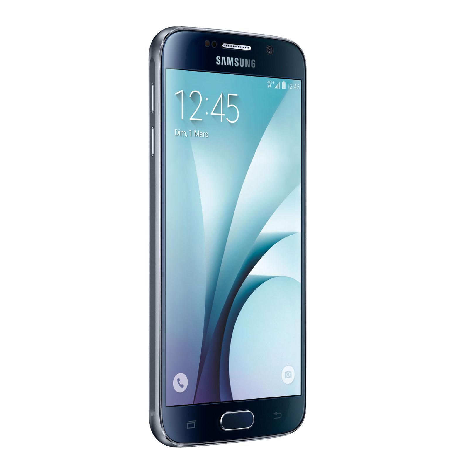 "Smartphone 5.1"" Samsung Galaxy S6 - Noir (avec ODR 50€)"