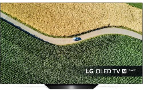 """TV 55"""" LG OLED55B9SLA - OLED, 4K UHD, HDR, Dolby Atmos / Vision, Smart TV (Frontaliers Belgique)"""