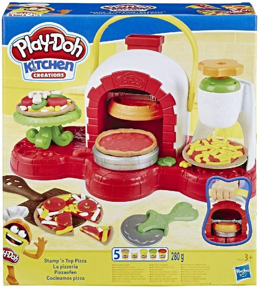 Pâte à modeler Play-Doh - La Pizzeria
