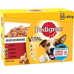 Pâtée pour chien Pedigree (5.46€ les 2)