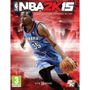 NBA 2K15 sur PC