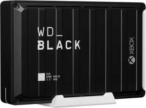 Disque dur externe Western Digital Black D10 Game Drive for Xbox One - 12 To