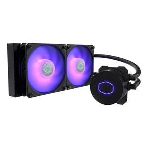 Kit Watercooling AiO Cooler Master MasterLiquid ML240L V2 RGB