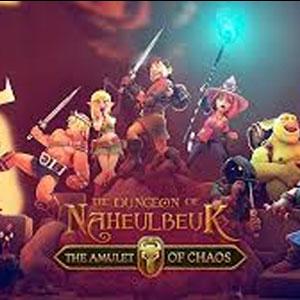 Le Donjon de Naheulbeuk : L'Amulette du Désordre sur PC (dématérialisé, store BR)