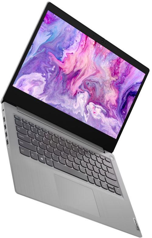 """PC Portable 14"""" Lenovo IdeaPad 3 14ADA05 - Full HD, Ryzen 5 3500U, RAM 8Go, SSD 256Go (Via ODR 70€) + 75€ sur le compte pour les Adhérents"""