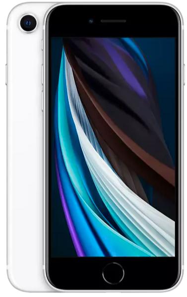 """Smartphone 4.7"""" Apple iPhone SE 2020 - 64 Go coloris au choix (Frontaliers Suisse)"""