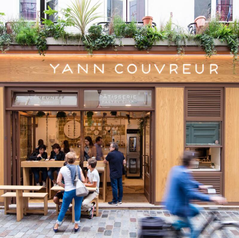 Sélection de bons d'achats à dépenser sur le site de Yann Couvreur (hors bûches) - Ex : 25€ à dépenser sur toutes les pâtisseries pour 16€