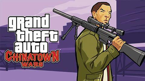 Grand Theft Auto : Chinatown Wars sur iOS