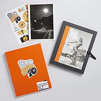Coffret de livres Silver. Skate. Seventies. - Limited Edition (Frais d'importation et de port inclus)