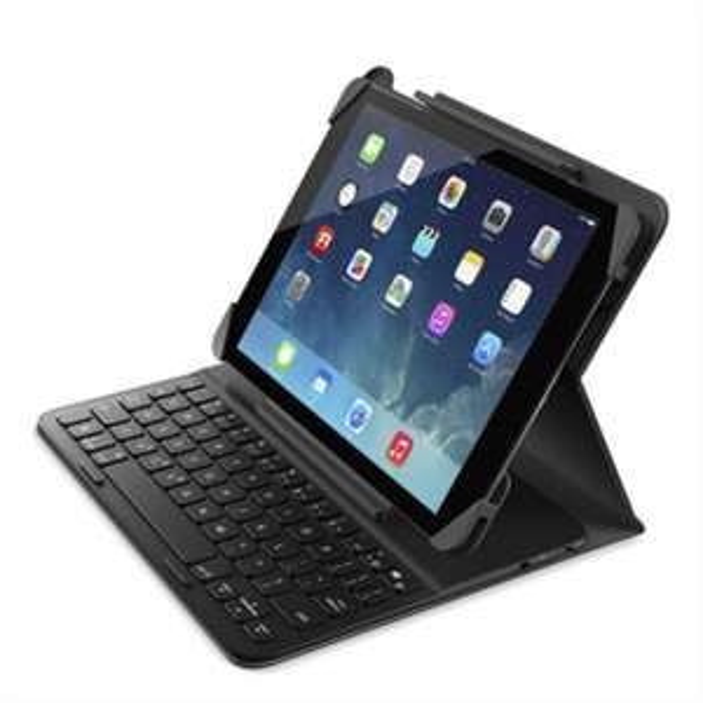 Etui avec clavier Qode Slim Style pour iPad Air 2