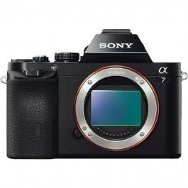 Appareil photo hybride Sony Alpha 7 - Boitier nu
