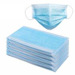Pack de 50 Masques chirurgicaux type IIR