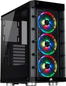 PC fixe Gamer - Ryzen 7 3800X, 16 Go RAM, 500 Go SSD NVMe, MSI B550 Gaming Edge, RTX 3080, RM650x 650W