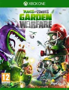 Plants vs. Zombies Garden Warfare sur Xbox One (Dématérialisé) à 10€ (Store France) ou