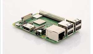 Carte de développement Raspberry 3 Model B+ - 1 Go de SdRam