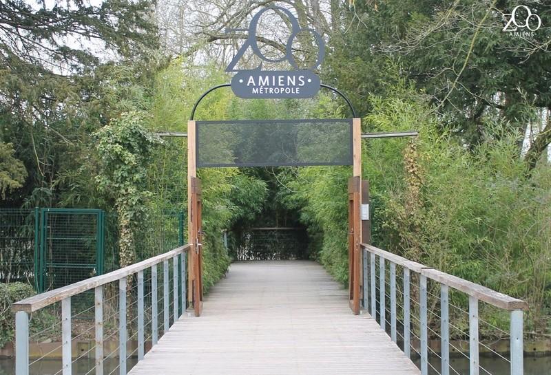 Entrée au Zoo Amiens Métropole à 1€ par personne (Adulte & Enfants) - Amiens (80)