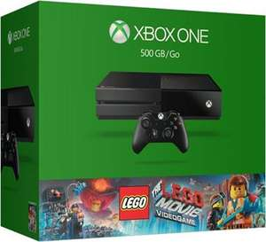 Pack Console Xbox One Lego Movie