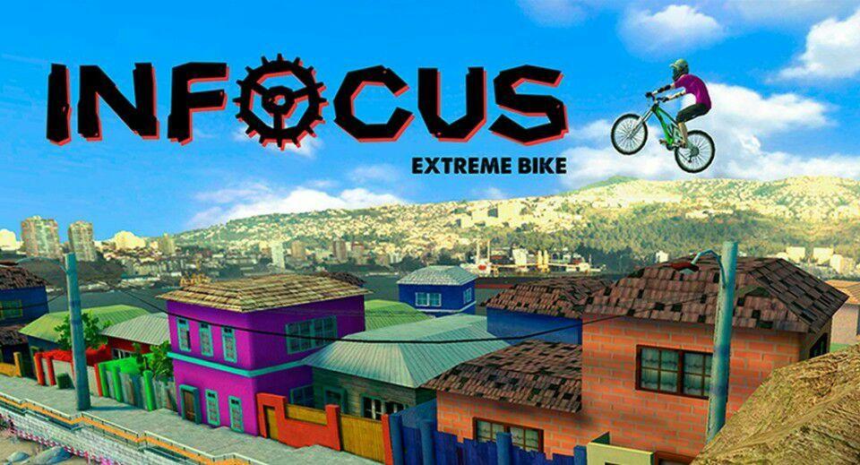 Infocus Extreme Bike gratuit sur iOS (au lieu de 2.99€)