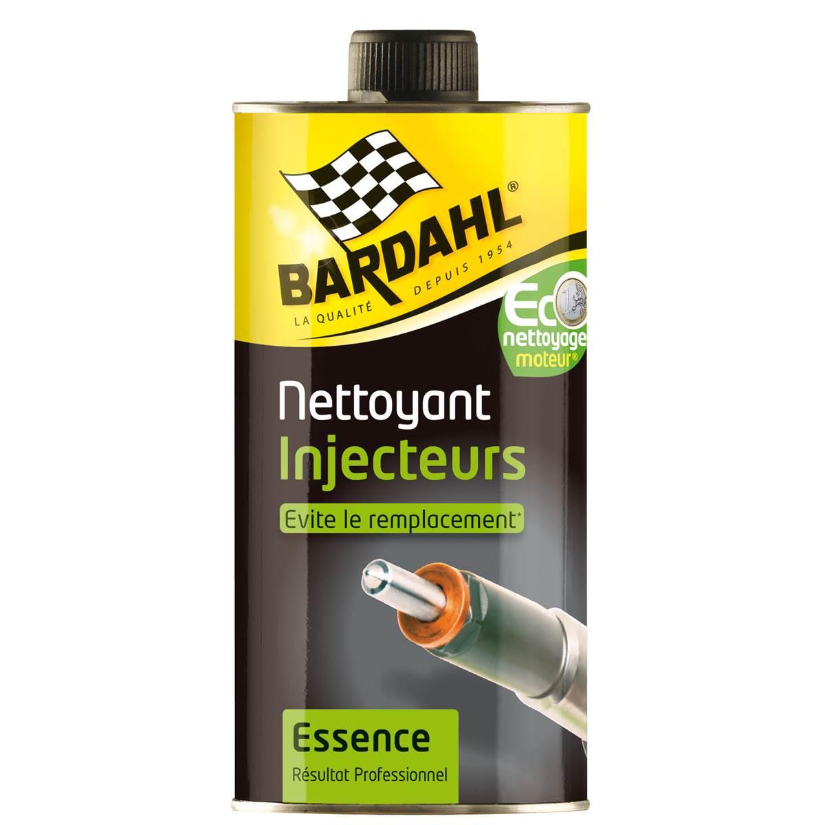 Nettoyant injecteurs Essence Bardahl - 1L