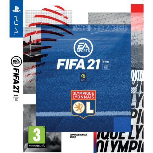 [Membres MyOL] 15€ MyOL offerts pour toute Précommande du Jeu FIFA 21 - Édition OL Limitée sur PS4, Xbox One & Nintendo Switch