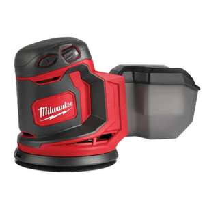 Ponceuse excentrique MILWAUKEE M18 BOS125 (toolden.co.uk)