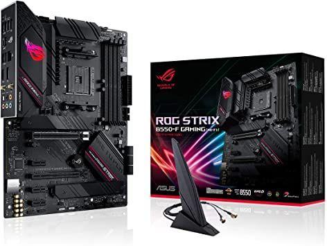 Carte mère Asus B550-F Rog Strix Gaming Wifi