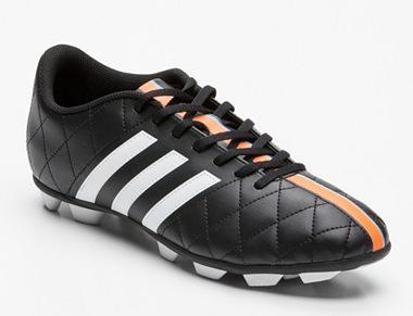 Sélection de chaussures de football adulte et enfant en promotion - Ex : Chaussures 11 Questra HG (crampons moulés) Noires