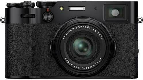 Appareil photo compact Fujifilm X100V - Noir