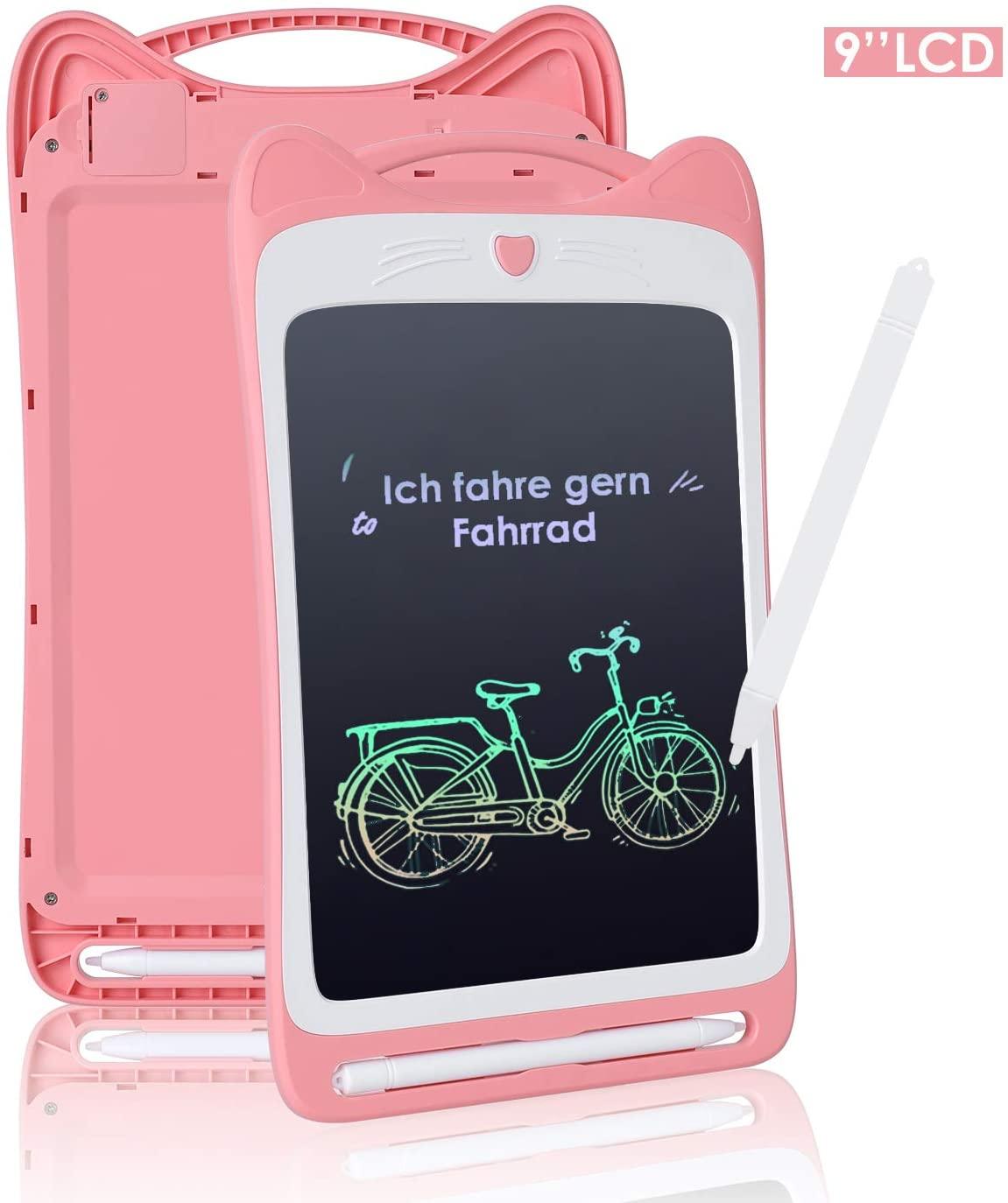 """Tablette d'écriture/dessin 9"""" LCD MVPower (Vendeur Tiers/expédié par Amazon)"""