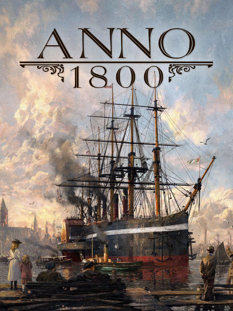 Jeu Anno 1800 sur PC (Dématérialisé)