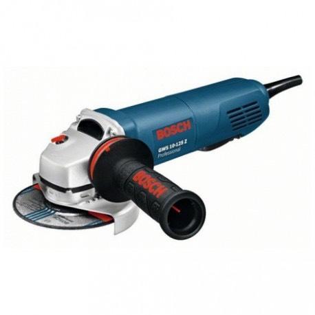 Meuleuse d'angle Bosch Professional GWS 10-125 Z - Diamètre 125 mm, 1000W