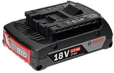 Batterie Bosch pro Coolpack - 18v, 2ah