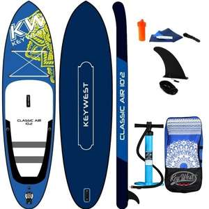 Pack Sup Paddle Gonflable Key West Classic Air 10.2