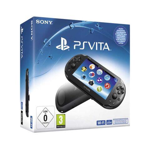 Console PS Vita Wi-Fi 2000 - Reconditionné (Via l'Application)