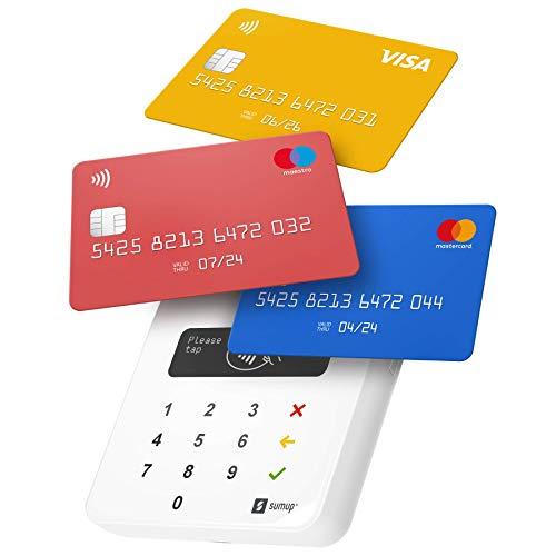Terminal de paiement SumUp Air - compatible Apple Pay / Google Pay / NFC (Vendeur Tiers)