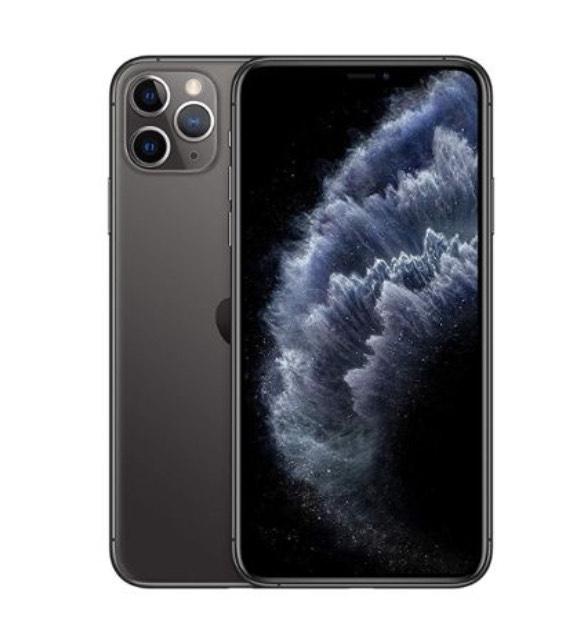 "Smartphone 6.5"" Apple iPhone 11 Pro Max - 64 Go, Argent"