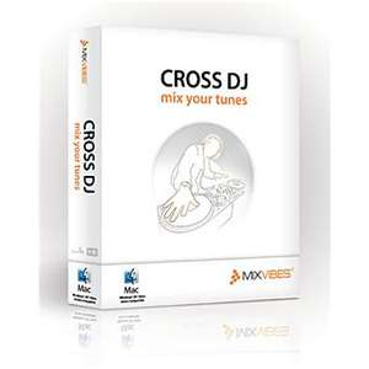Logiciel Mixvibes cross DJ PC/Mac