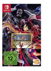 One Piece: Pirate Warriors 4 sur Switch à 27.22€ ou sur PS4 & Xbox One à 30.1€